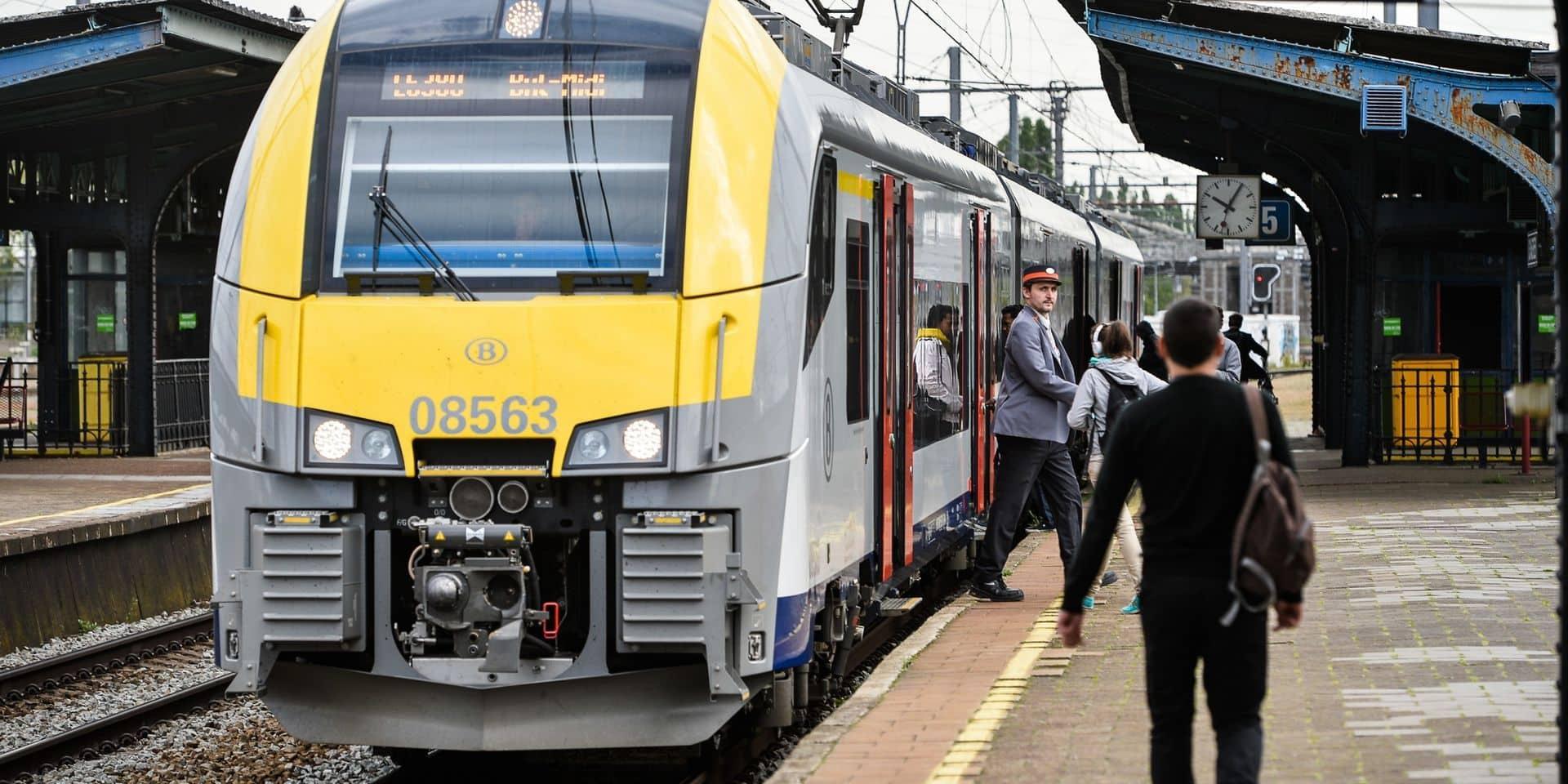 La tempête Ciara pourrait avoir un impact sur la circulation des trains dimanche, des vols annulés à Brussels Airport