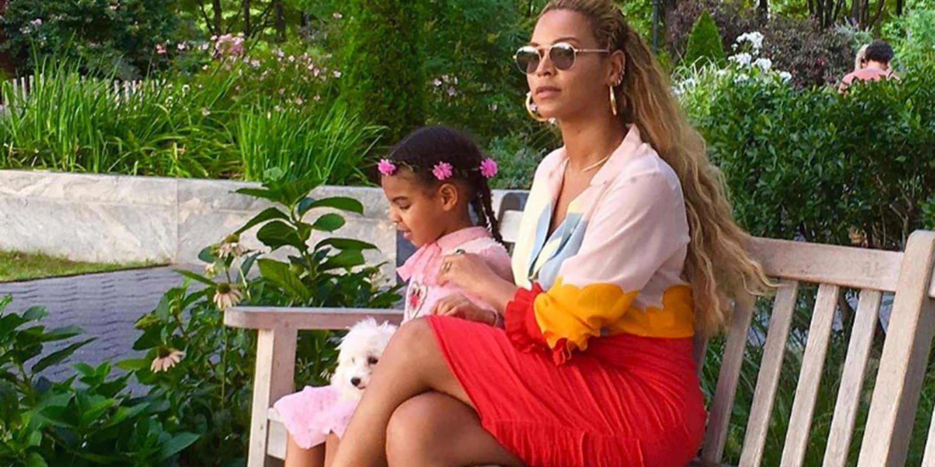 Beyoncé veut déposer le nom de sa fille comme marque...