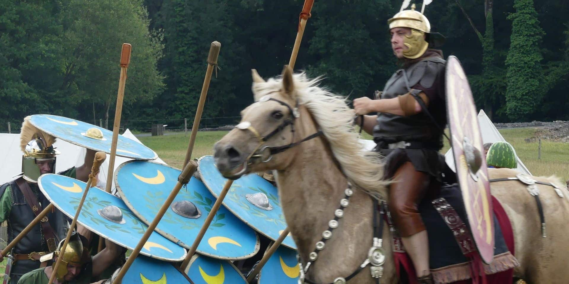 Un rendez-vous gallo-romain ces 13 et 14 juillet
