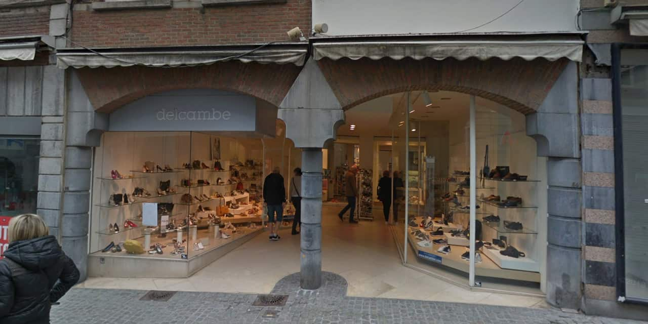 Mons: La Ville rachète le magasin Delcambe
