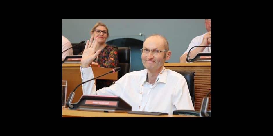 Philippe Blanchart, son décès attriste toute une région