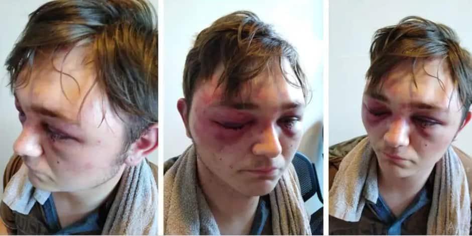 """Les bourreaux de Dorian, torturé et tabassé à Fosses-la-Ville, devant la cour d'appel: """"J'étais dans un état que je ne maîtrisais pas"""""""