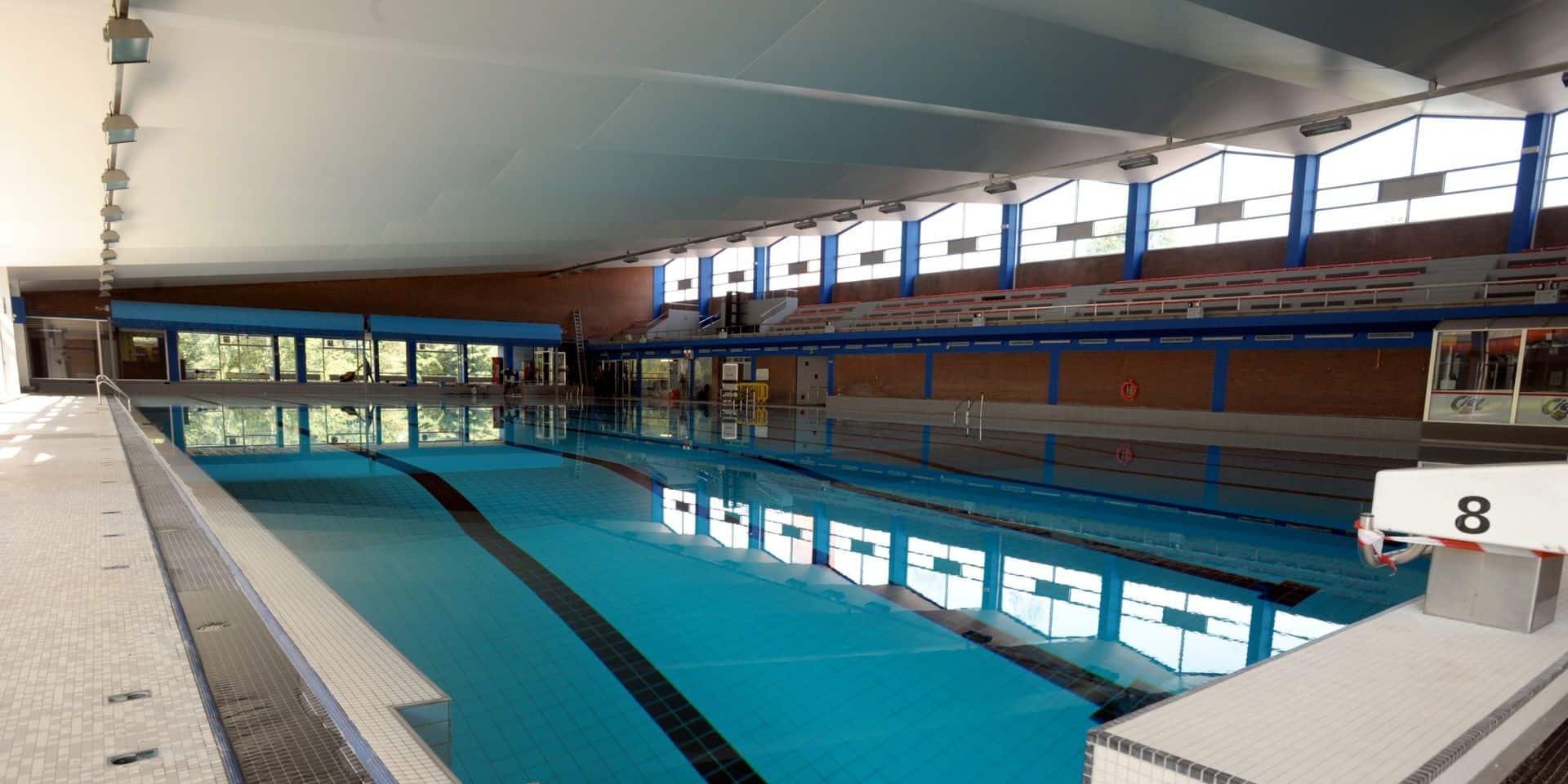 La piscine olympique de Seraing fermée pour cause de légionelles