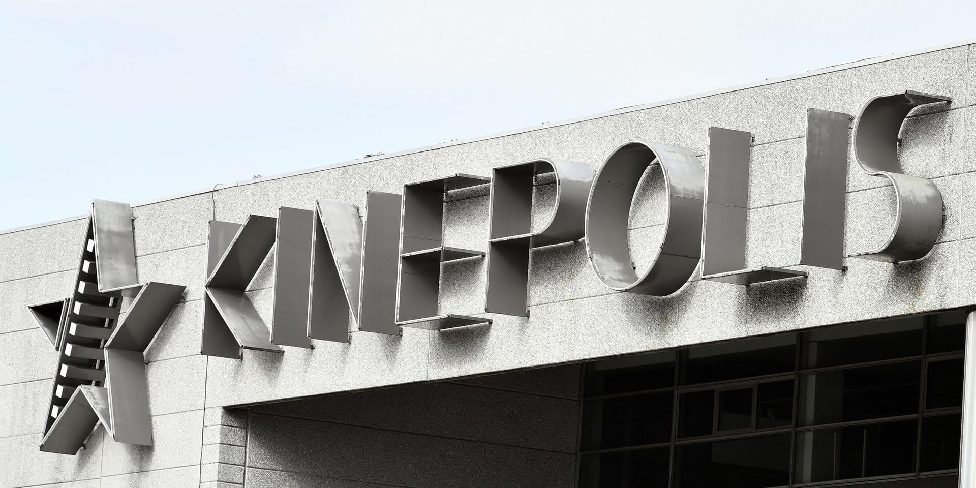 Kinepolis ferme toutes ses salles en Belgique dès vendredi et jusqu'à nouvel ordre