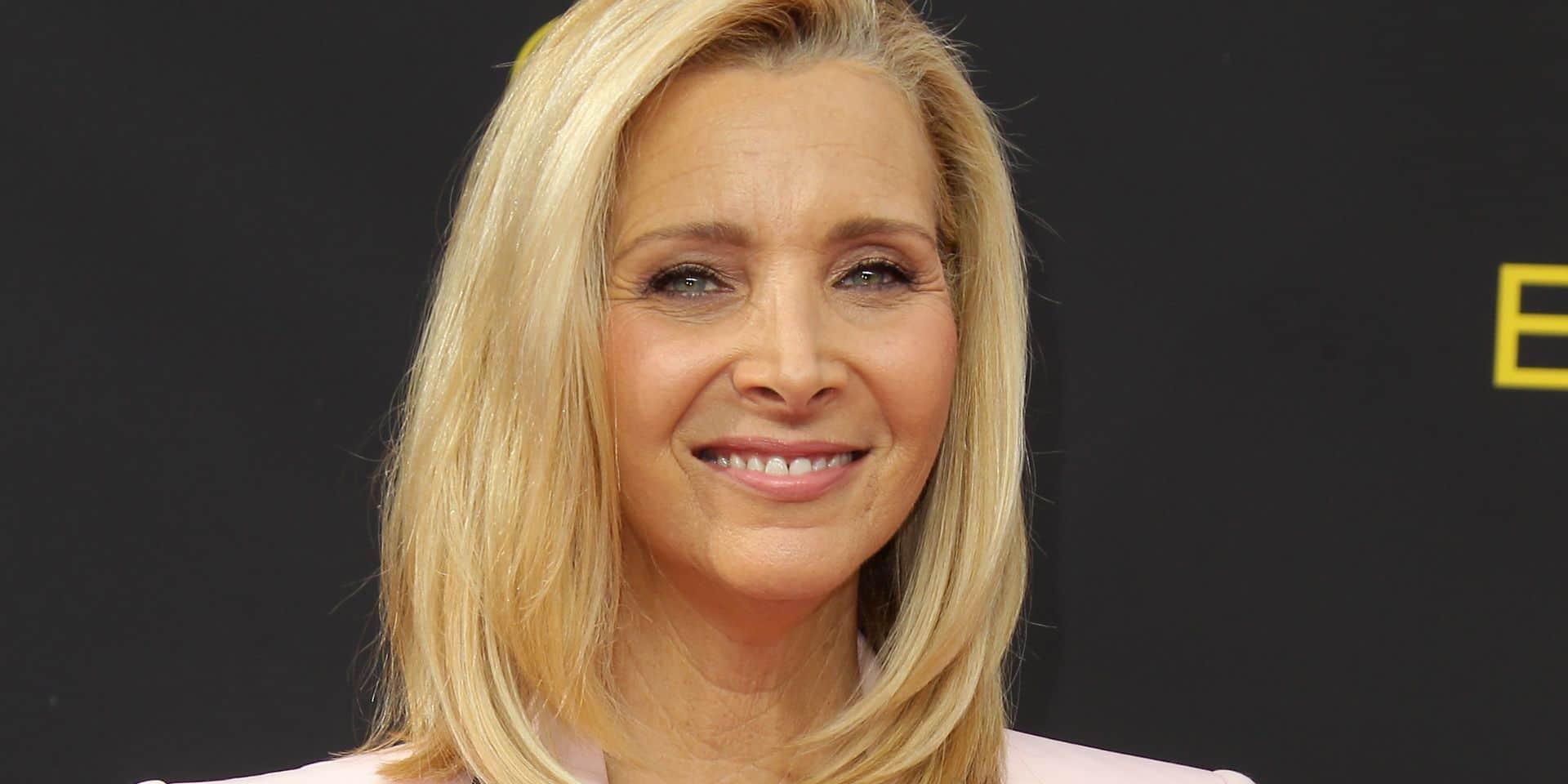 """Lisa Kudrow fait une révélation étonnante sur Friends: """"C'est complètement fou"""""""