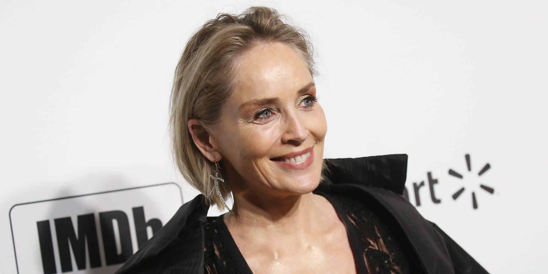Sharon Stone donne de croustillants détails sur son meilleur baiser de cinéma