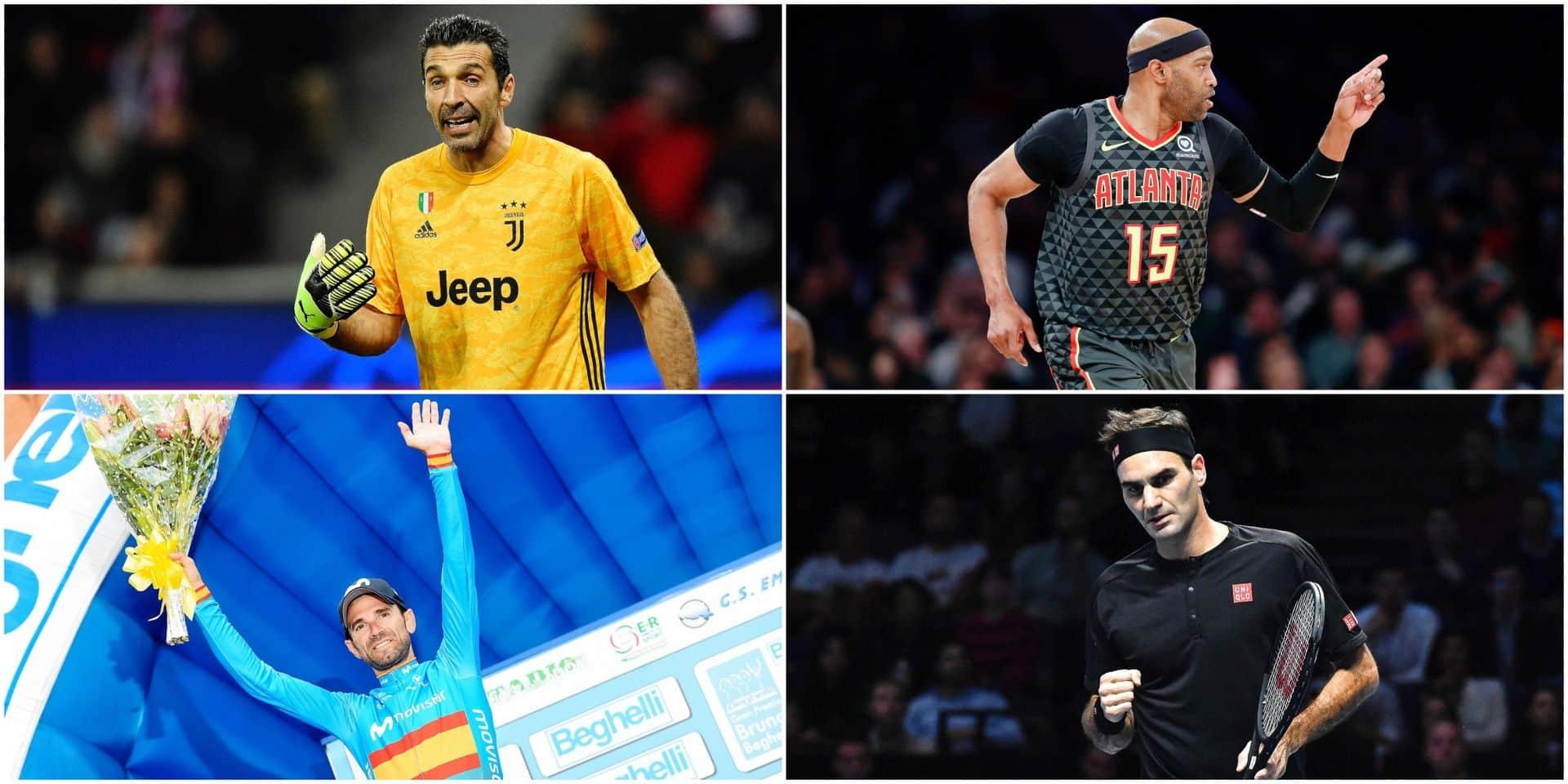 Ces papys sportifs font de la résistance: les secrets de leur longévité