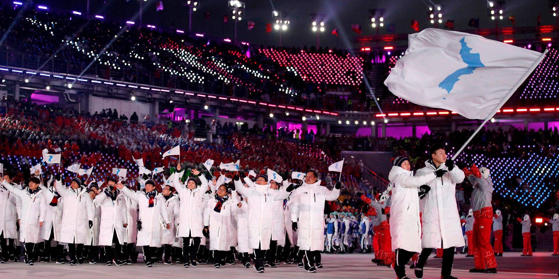 Voici combien ont rapporté les Jeux d'hiver de Pyeongchang