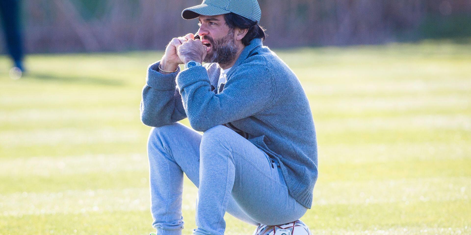 """Mehdi Bayat fait le point sur la passe difficile de Charleroi : """"Le club grandit et il faut assumer"""""""