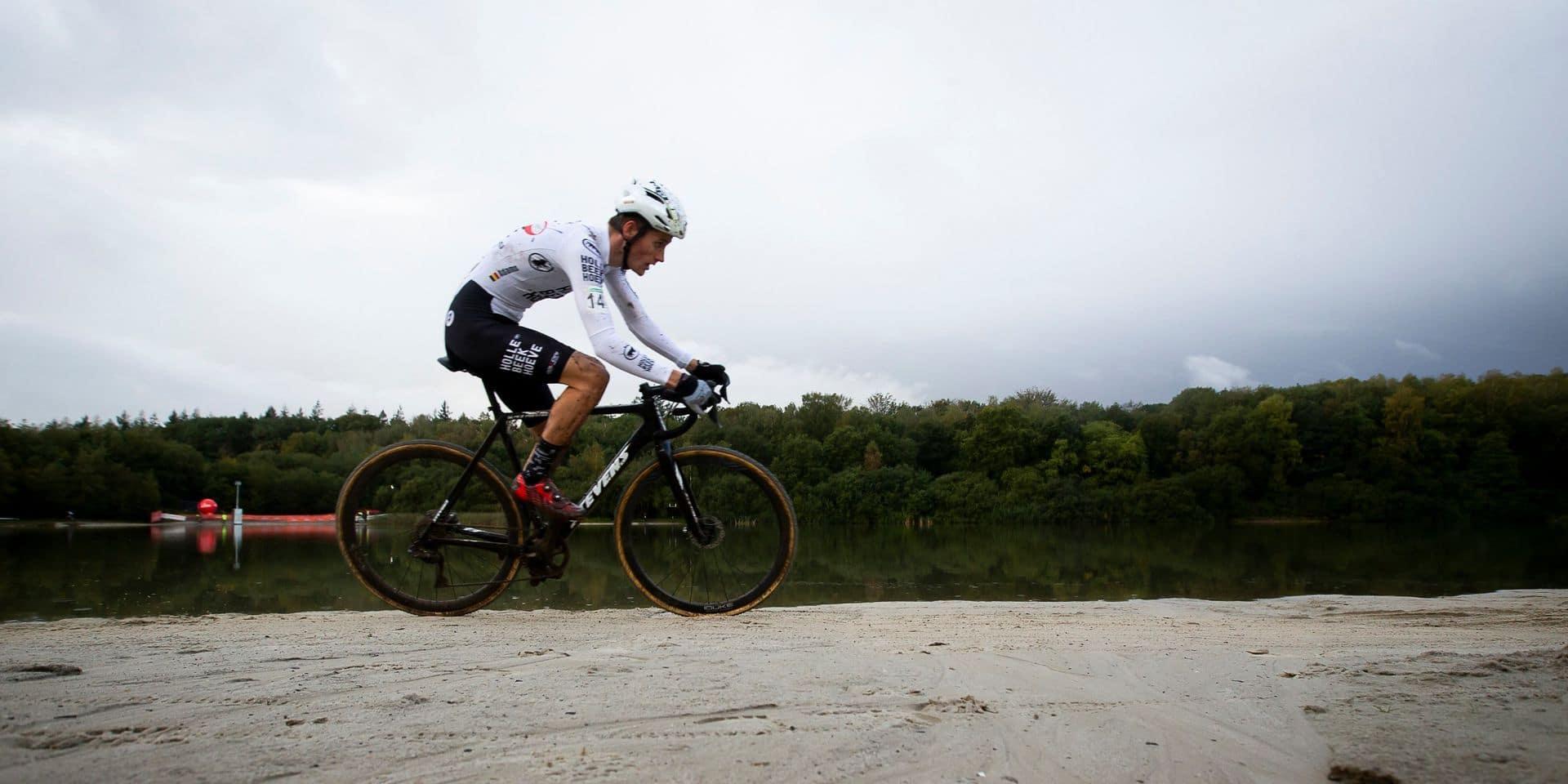 Le coureur de cyclo-cross Jens Adams touché par le cytomegalovirus