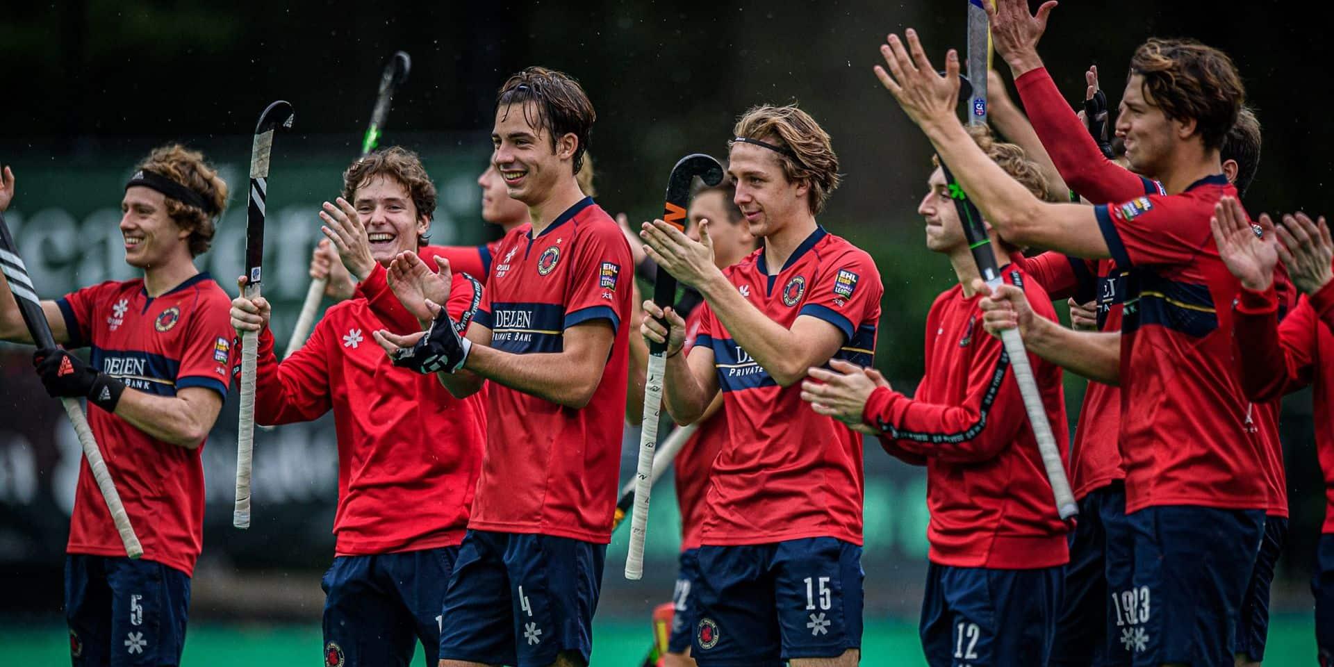 EHL Ranking Cup: le Dragons l'emporte aux shootouts face au Surbiton