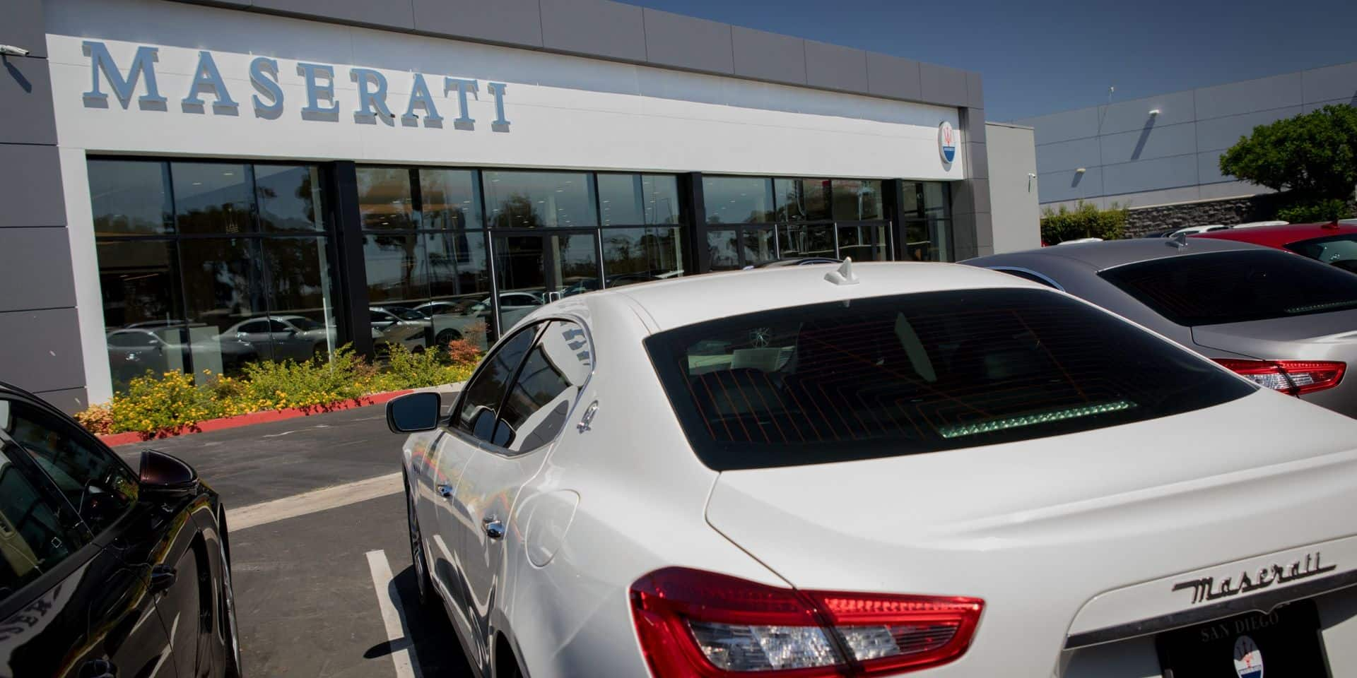 La Maserati d'un chauffard saisie administrativement par la police Nord
