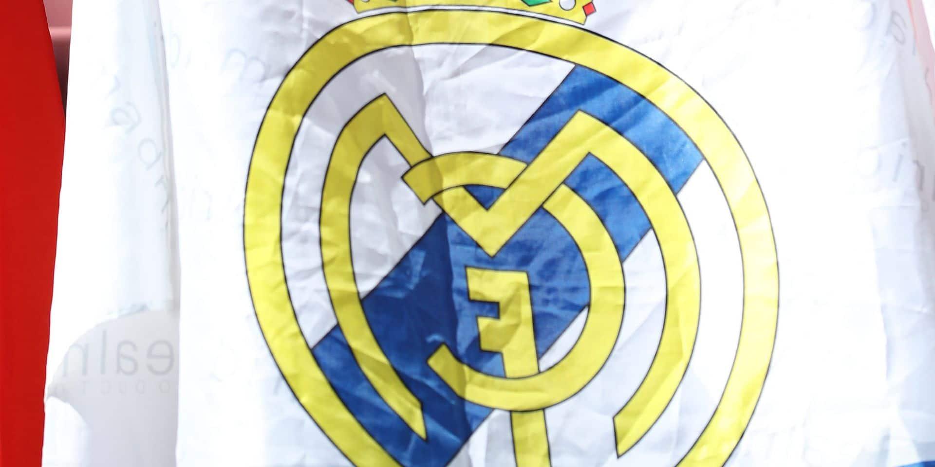 Le Real Madrid attire un jeune portier ukrainien