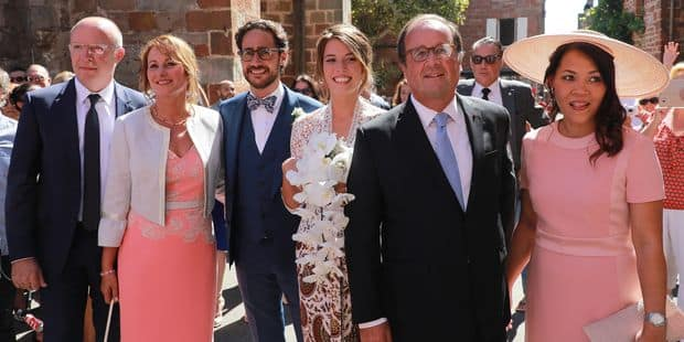 Thomas Hollande s'est marié ! - La DH