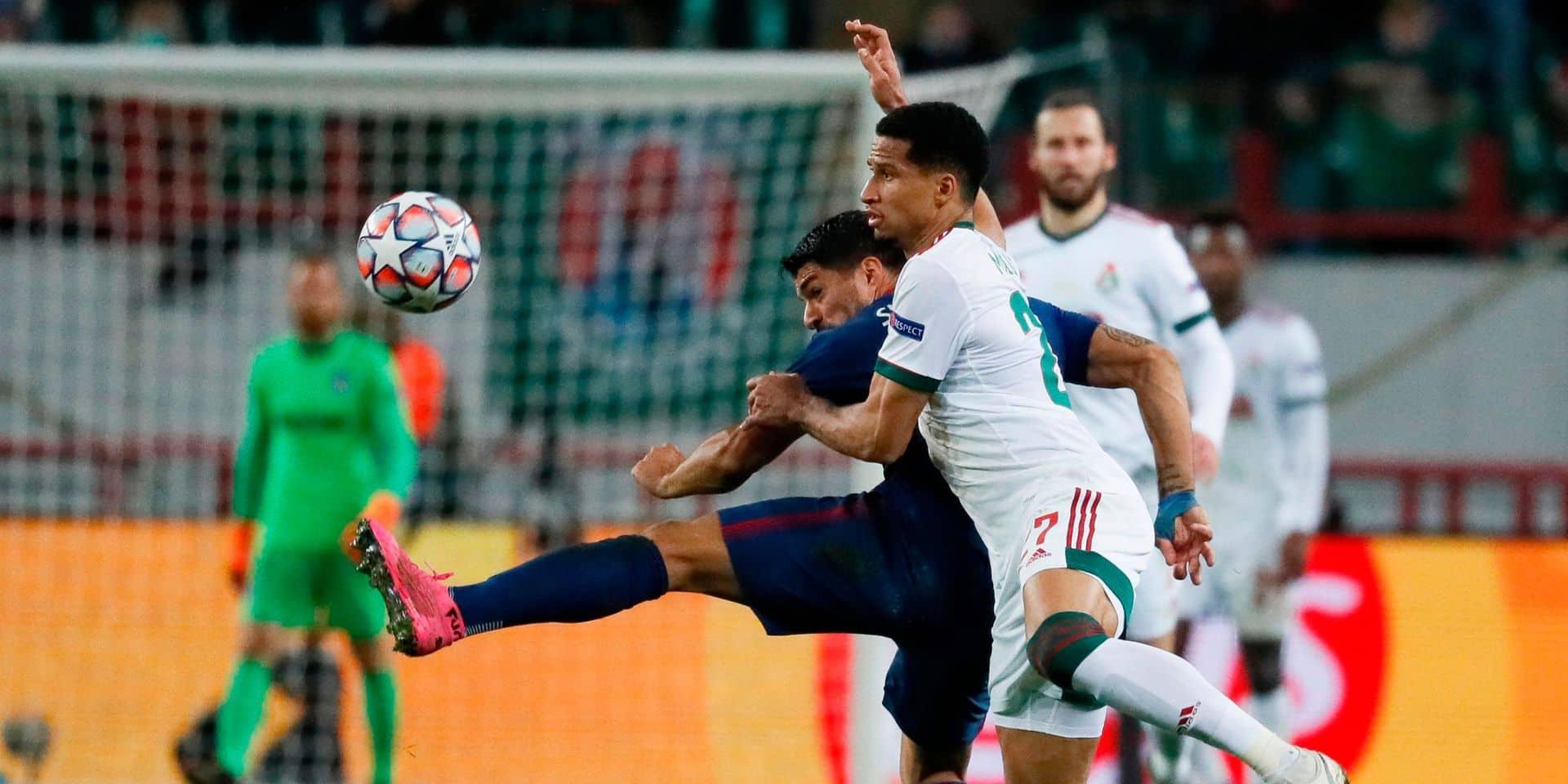 Ligue des Champions: l'Atlético partage au Lokomotiv Moscou (1-1), Glad'bach atomise le Shakhtar (0-6)