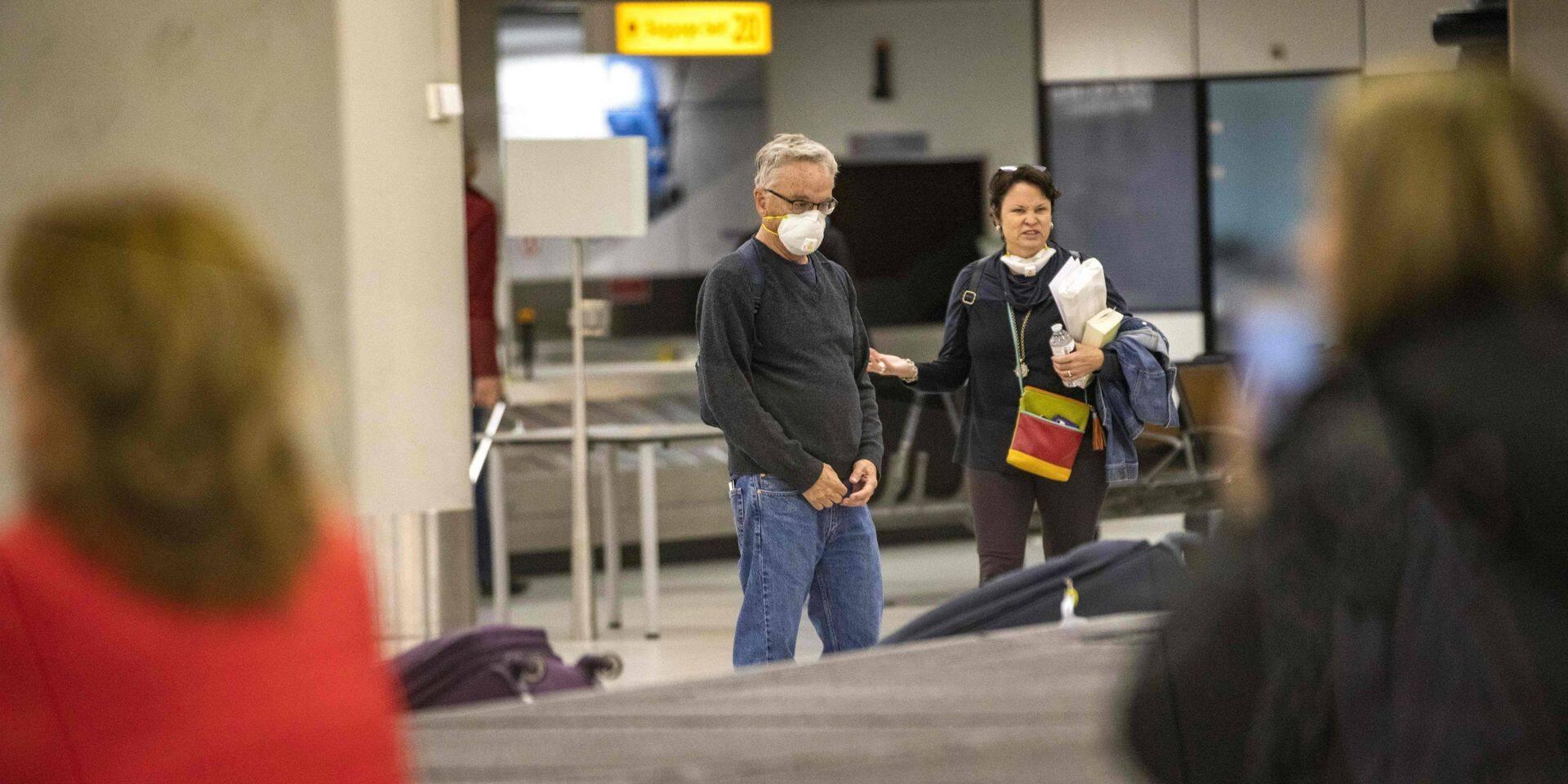 Coronavirus: Les dix passagers belges du bateau Westerdam peuvent quitter leur domicile