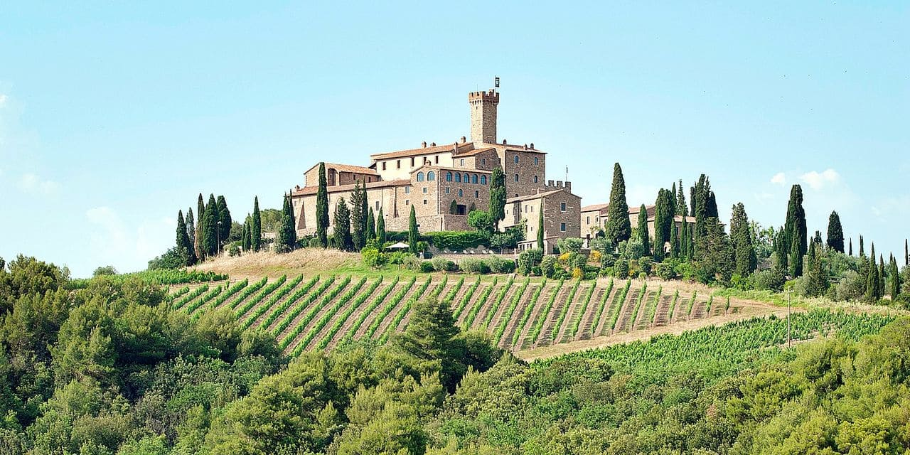 Le prestige de Banfi, premier producteur de Brunello de Montalcino