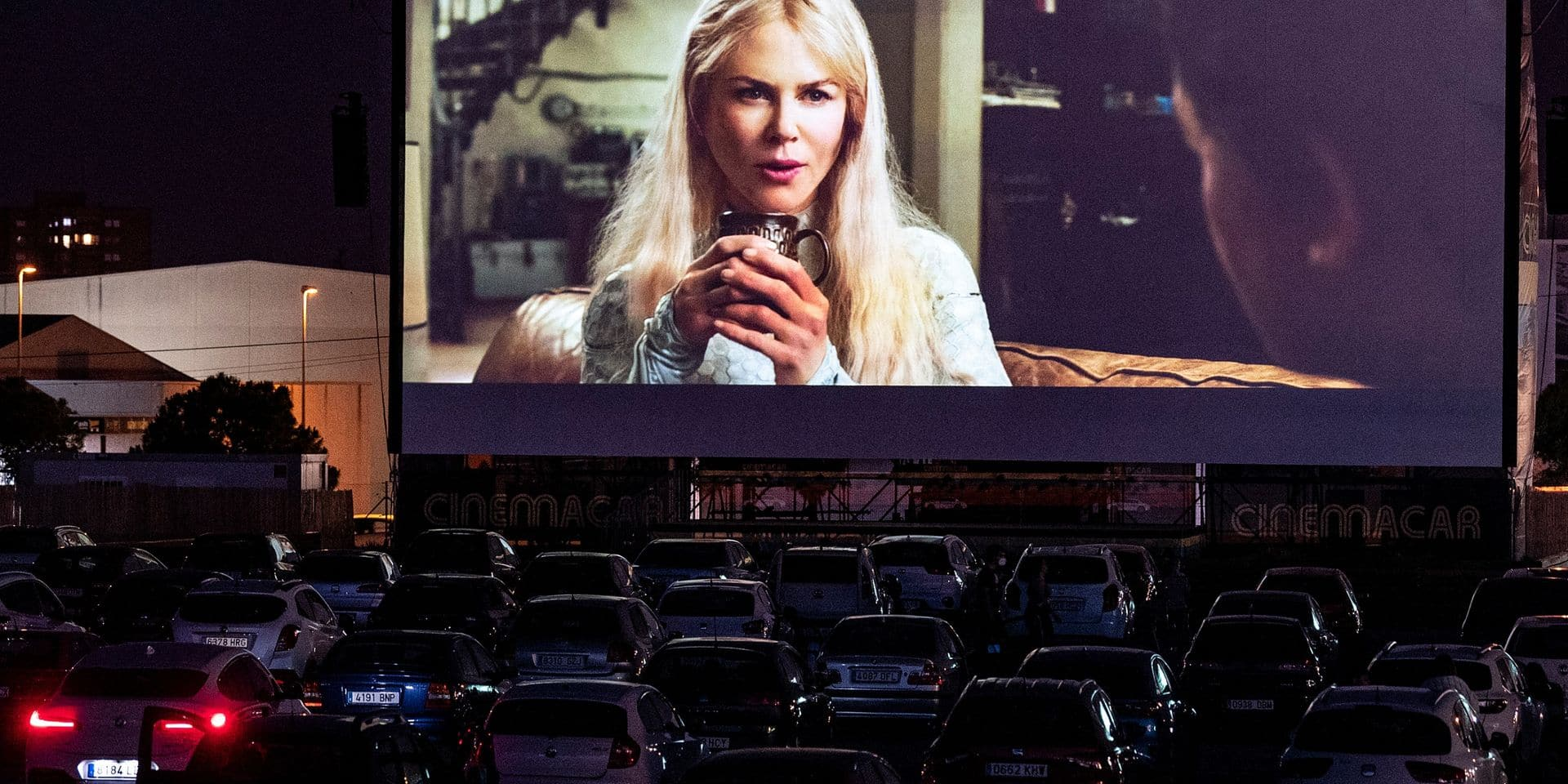 Le cinéma drive-in? Une fausse bonne idée pour Maxime Dieu du Festival de Mons