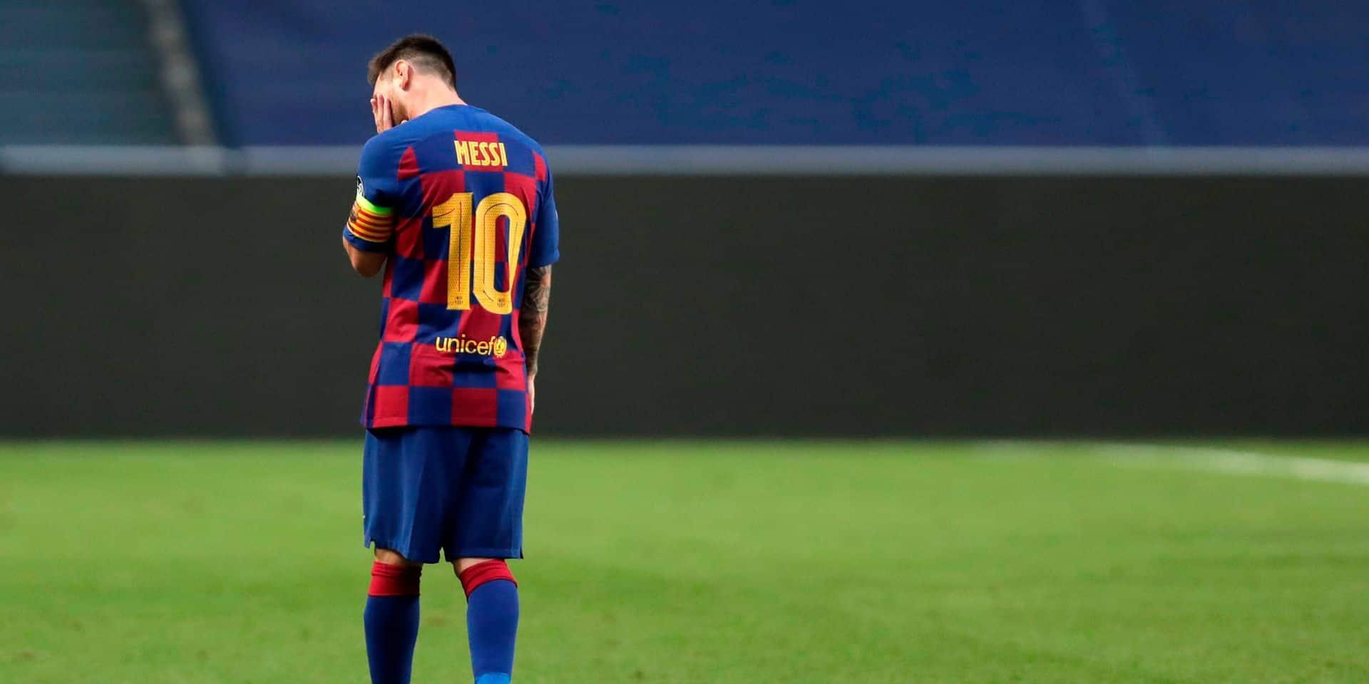 Quand l'humiliation appelle à la révolution au Barça
