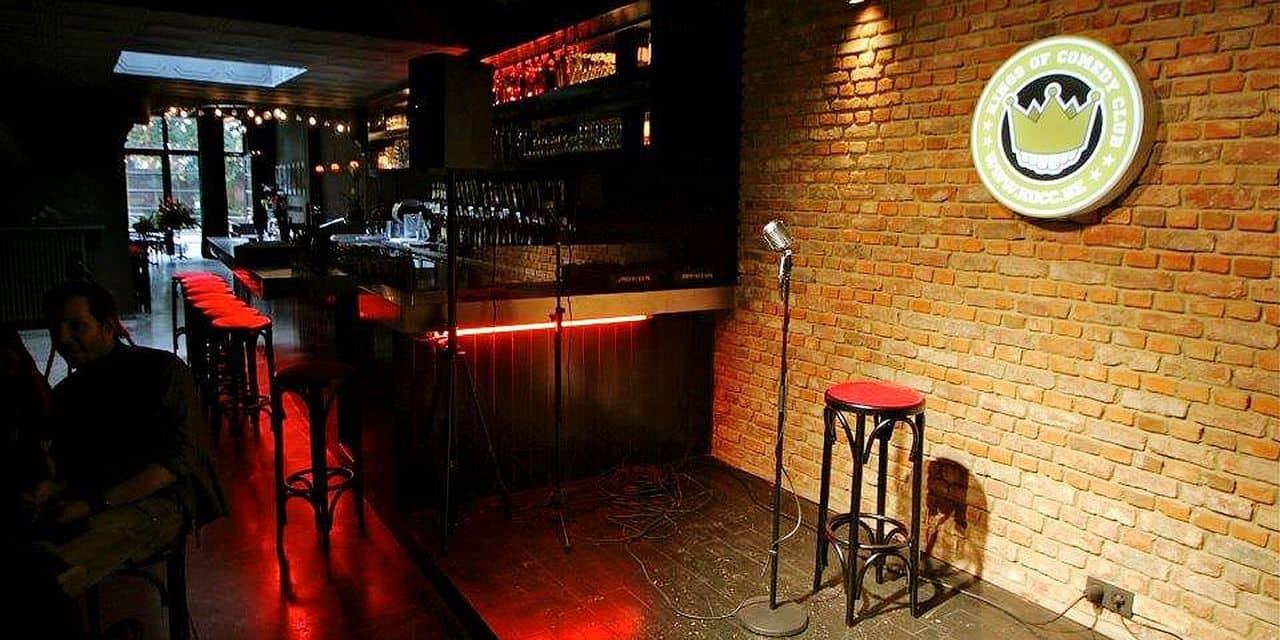 Notre série sur les cafés-théâtres bruxellois : Le Kings of Comedy Club, roi du rire