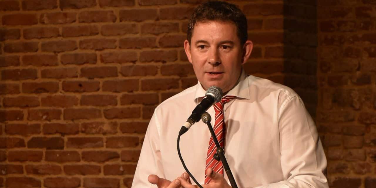 Dimitri Legasse reconduit à la tête de la Fédération PS du Brabant wallon