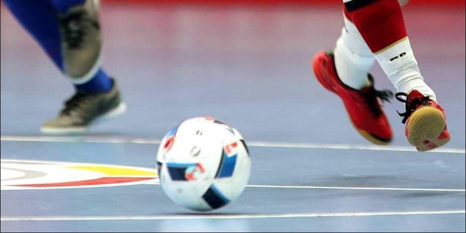 Futsal: Domi Manage est ambitieux pour cette saison