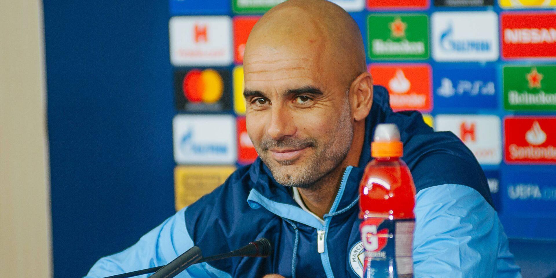 """Pep Guardiola avant d'affronter Southampton: """"Nous allons gagner 18-0"""""""