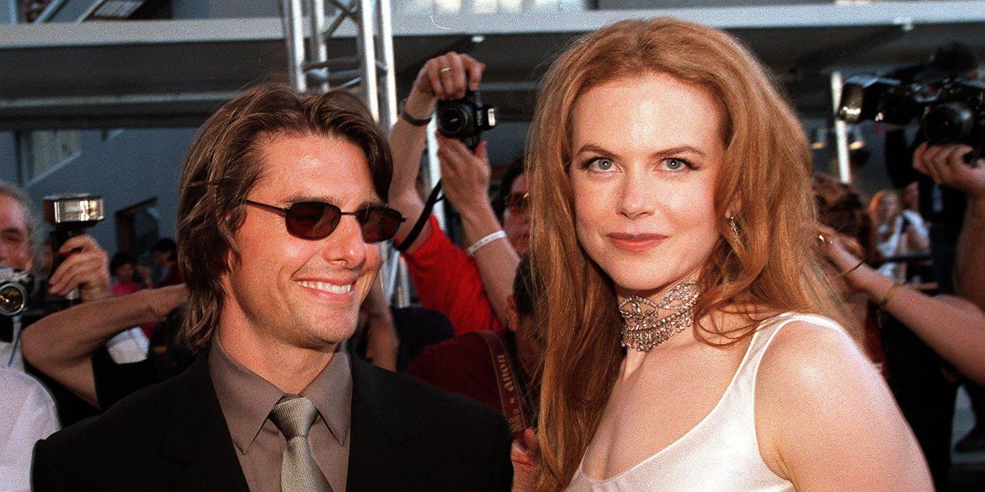 Tom Cruise et Nicole Kidman: discrète et mystérieuse, leur fille publie un rare selfie