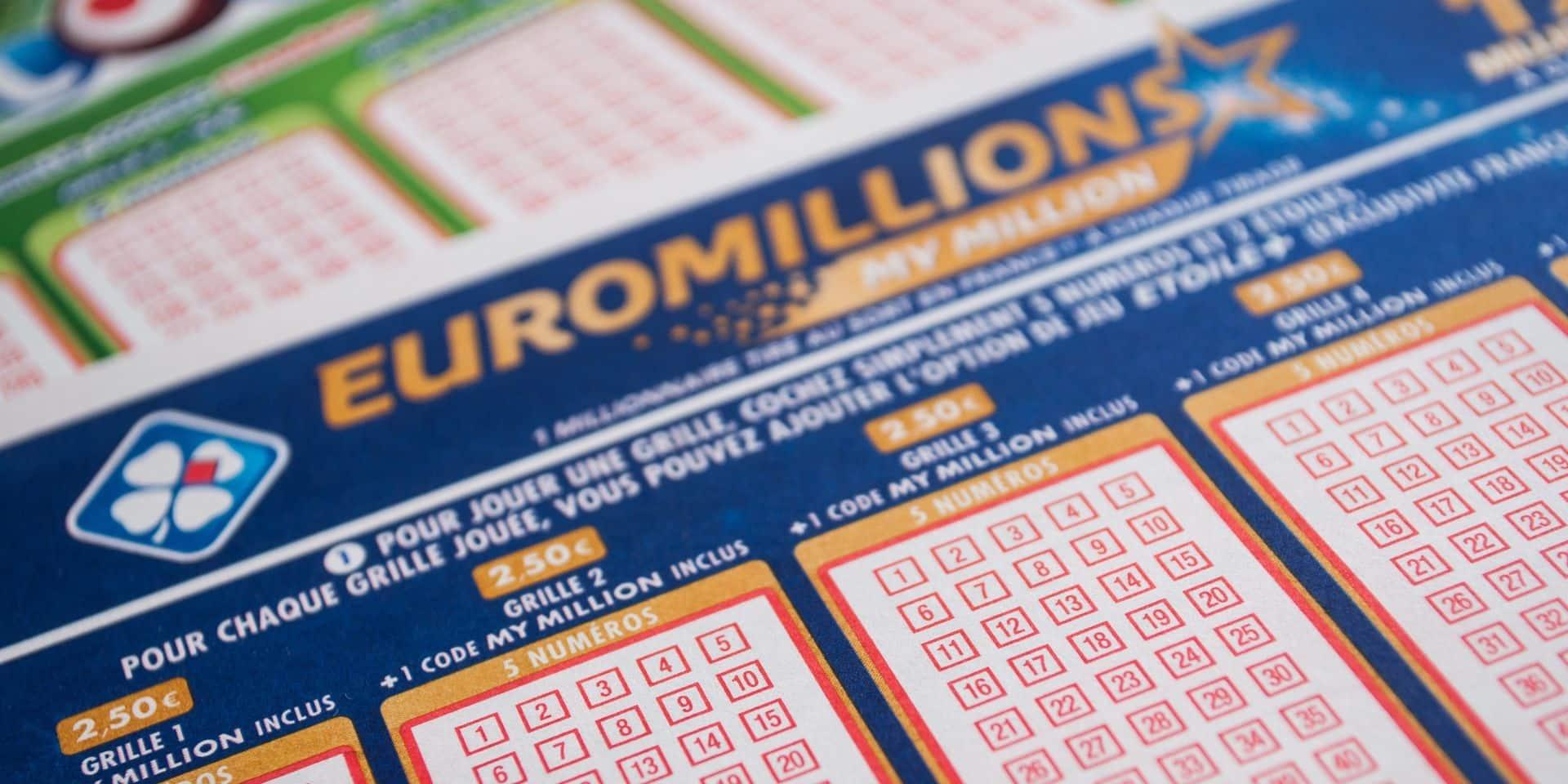 """200 millions en plus sur son compte grâce à l'EuroMillions, mais sa vie de tous les jours reste la même : """"Seuls mes très proches sont au courant"""""""