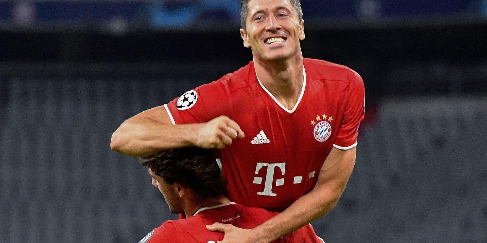Le Bayern veut assumer son statut de favori