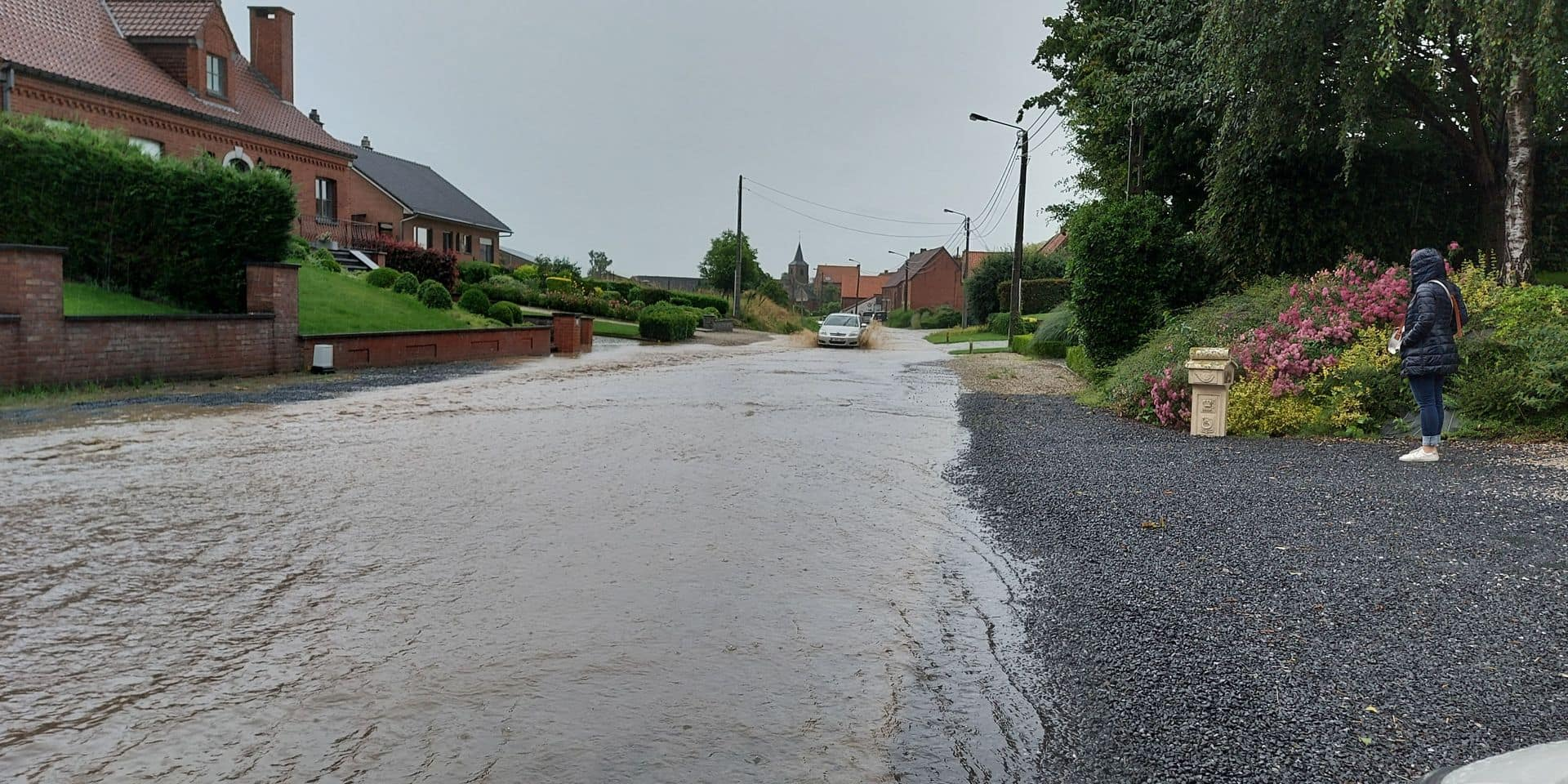 Wallonie picarde: les inondations ont gravement touché nos régions