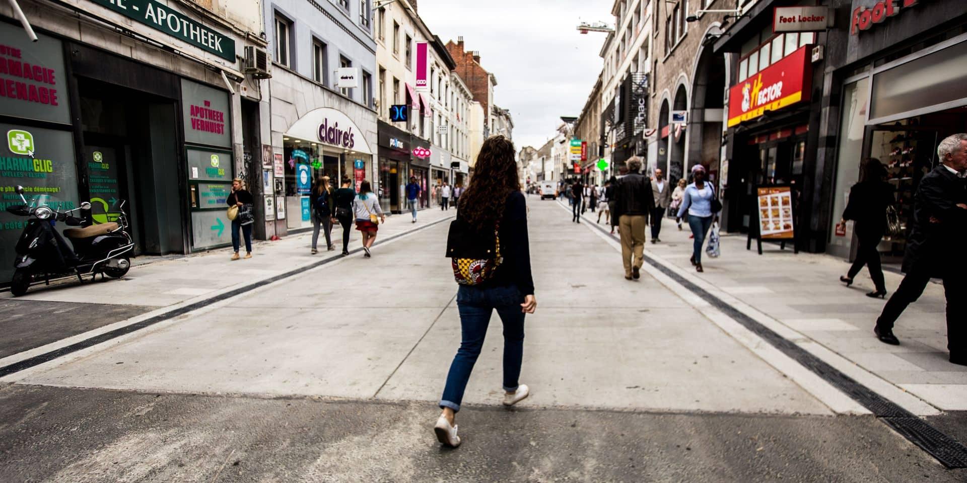 Ecolo dénonce des problèmes de sécurité à la chaussée d'Ixelles