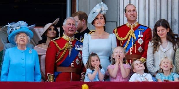 Que mange la famille royale britannique? - La DH