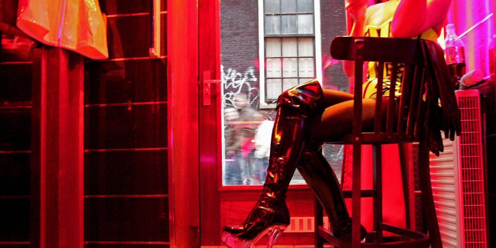 Un foyer de coronavirus lié à un club de strip-tease d'Amsterdam
