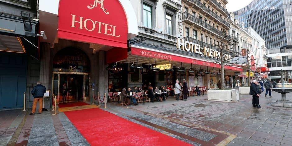 """Les hôtels bruxellois inquiets : """"On ne peut pas demander au secteur hôtelier de s'endetter davantage"""""""