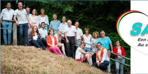 Auderghem : Dirk Hoornaert présente sa liste Samen