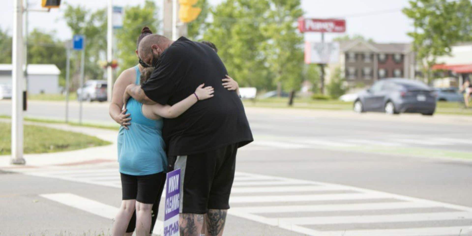 """Au Canada, quatre membres d'une famille musulmane tués dans une attaque préméditée au pick-up: """"Une tuerie de masse"""""""