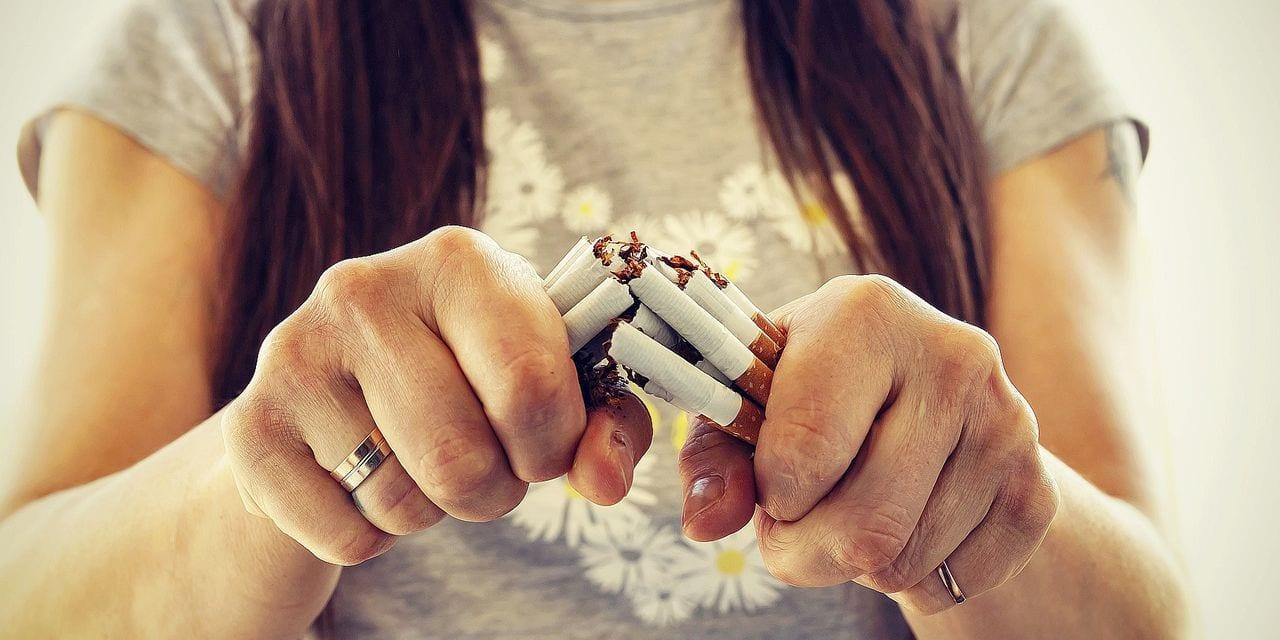 Vous voulez arrêter de fumer? Voici ce qui pourrait vous aider