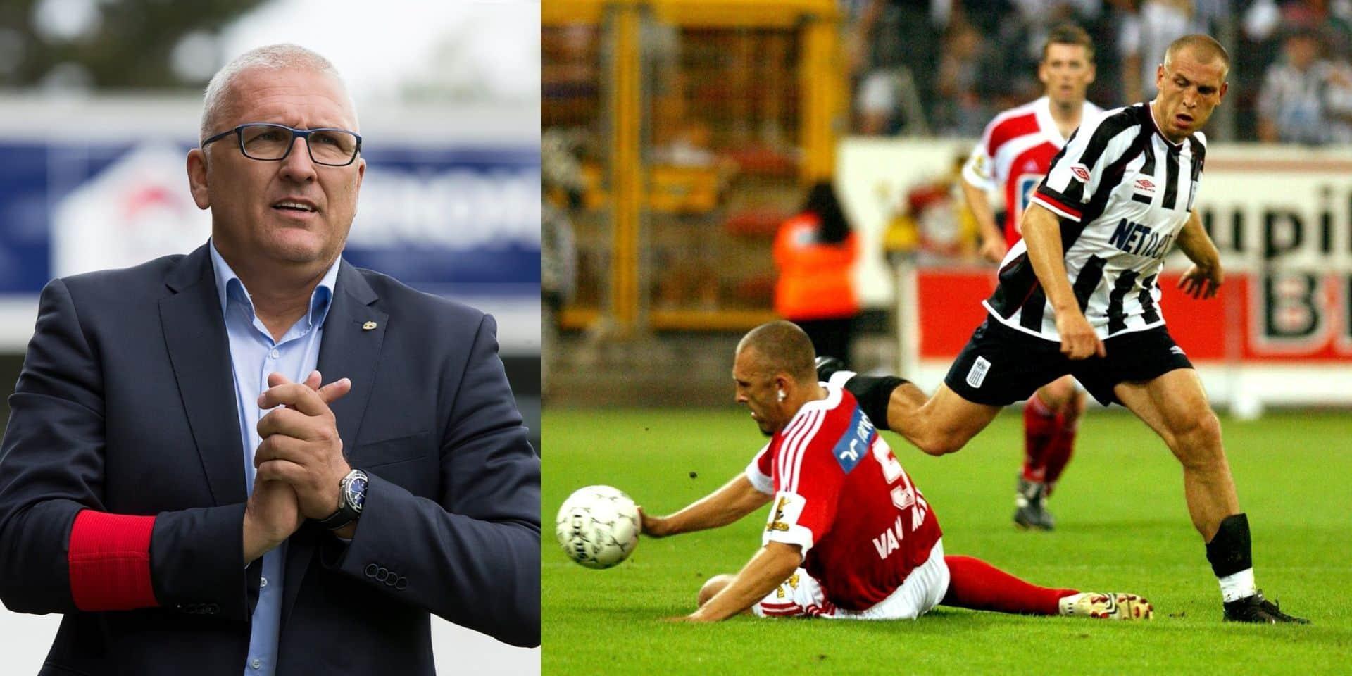 """Ancien zèbre et rouche, Eric Van Meir analyse la situation des deux clubs wallons: """"Je ne vois pas le Standard et Charleroi dans le top 4"""""""