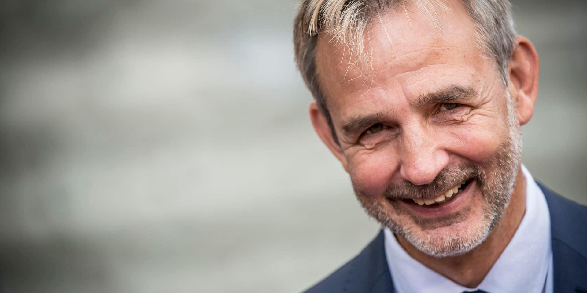 Jürgen Baatzsch n'est plus président de l'Union Saint-Gilloise
