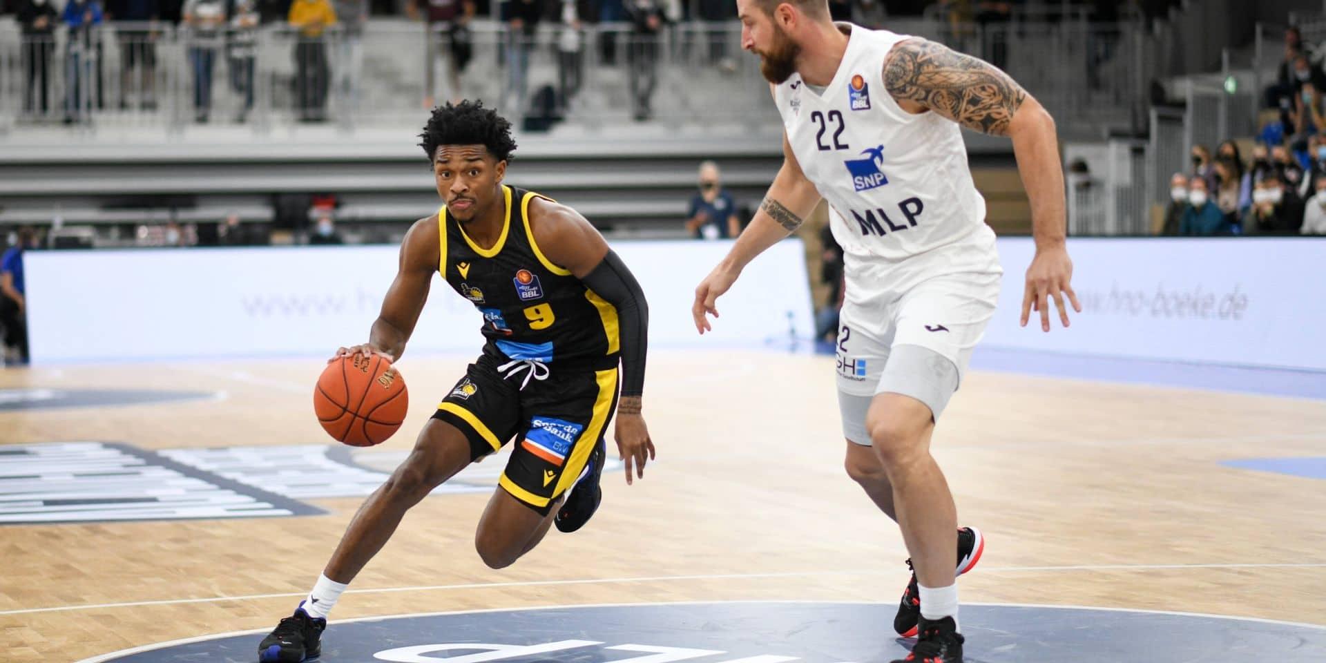 betFIRST BNXT League : Jaylen Hands remplace Markel Brown à Anvers