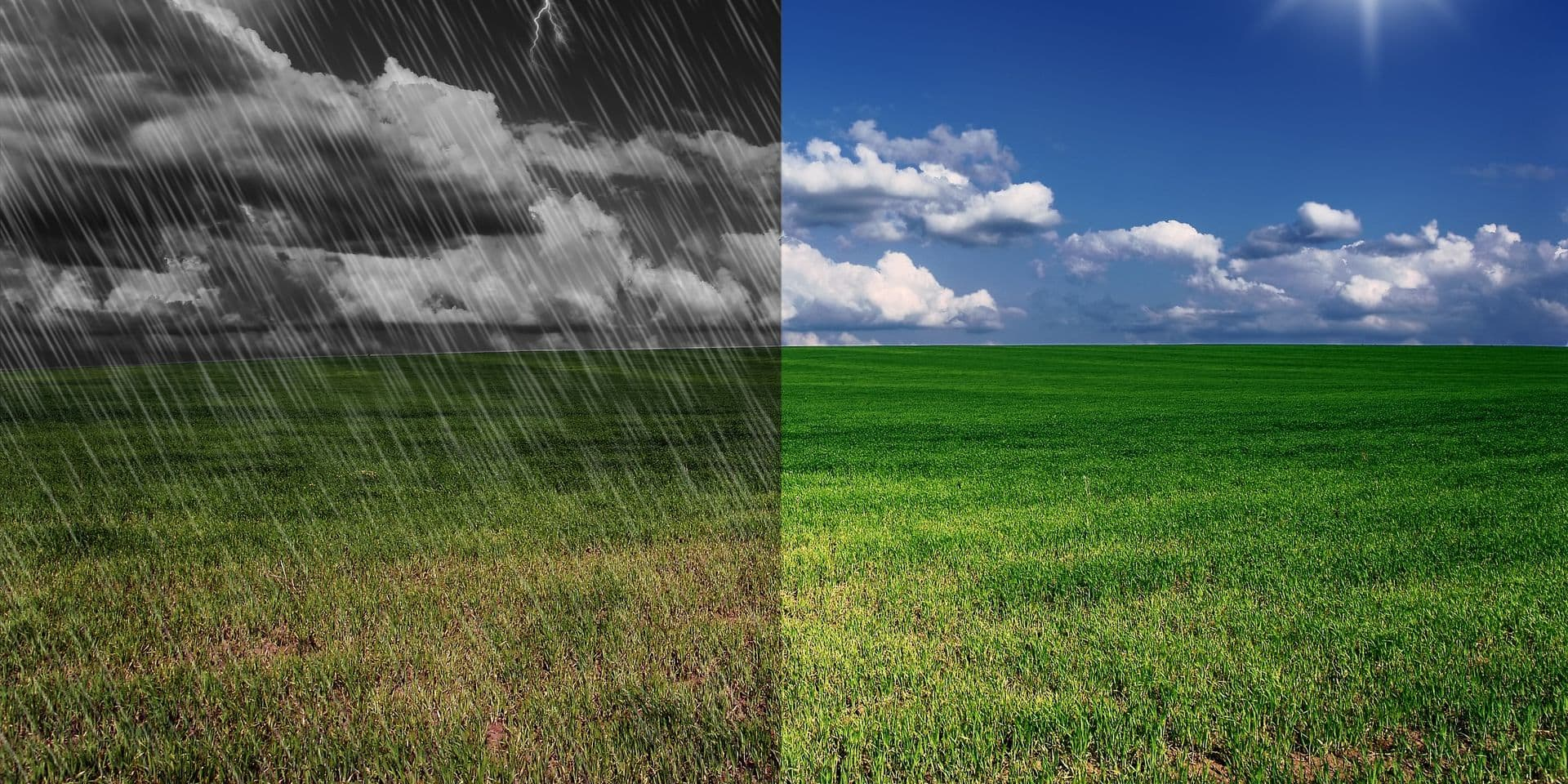 Météo : Dernières averses avant un week-end au sec