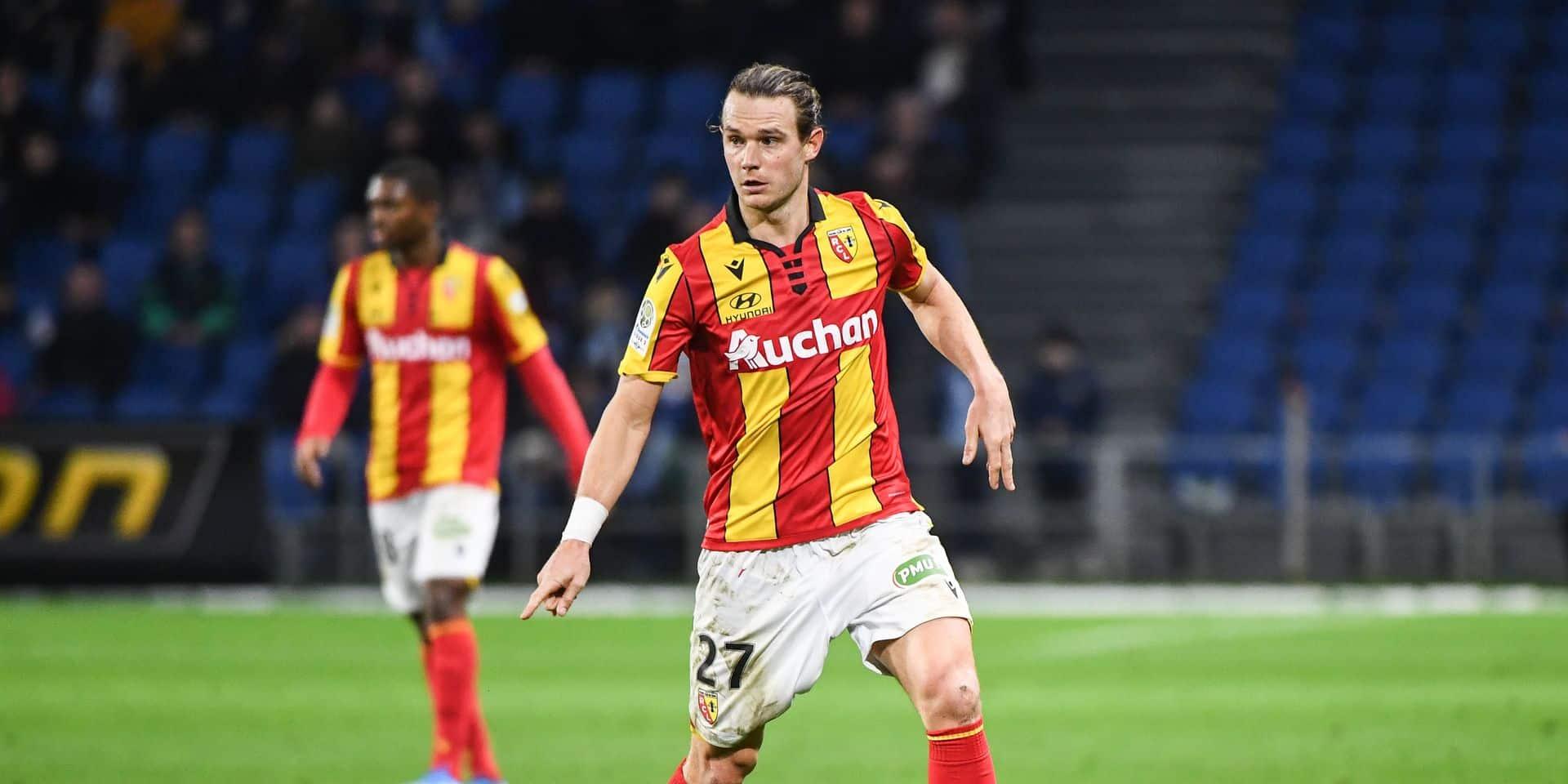 Guillaume Gillet se dirige vers Charleroi