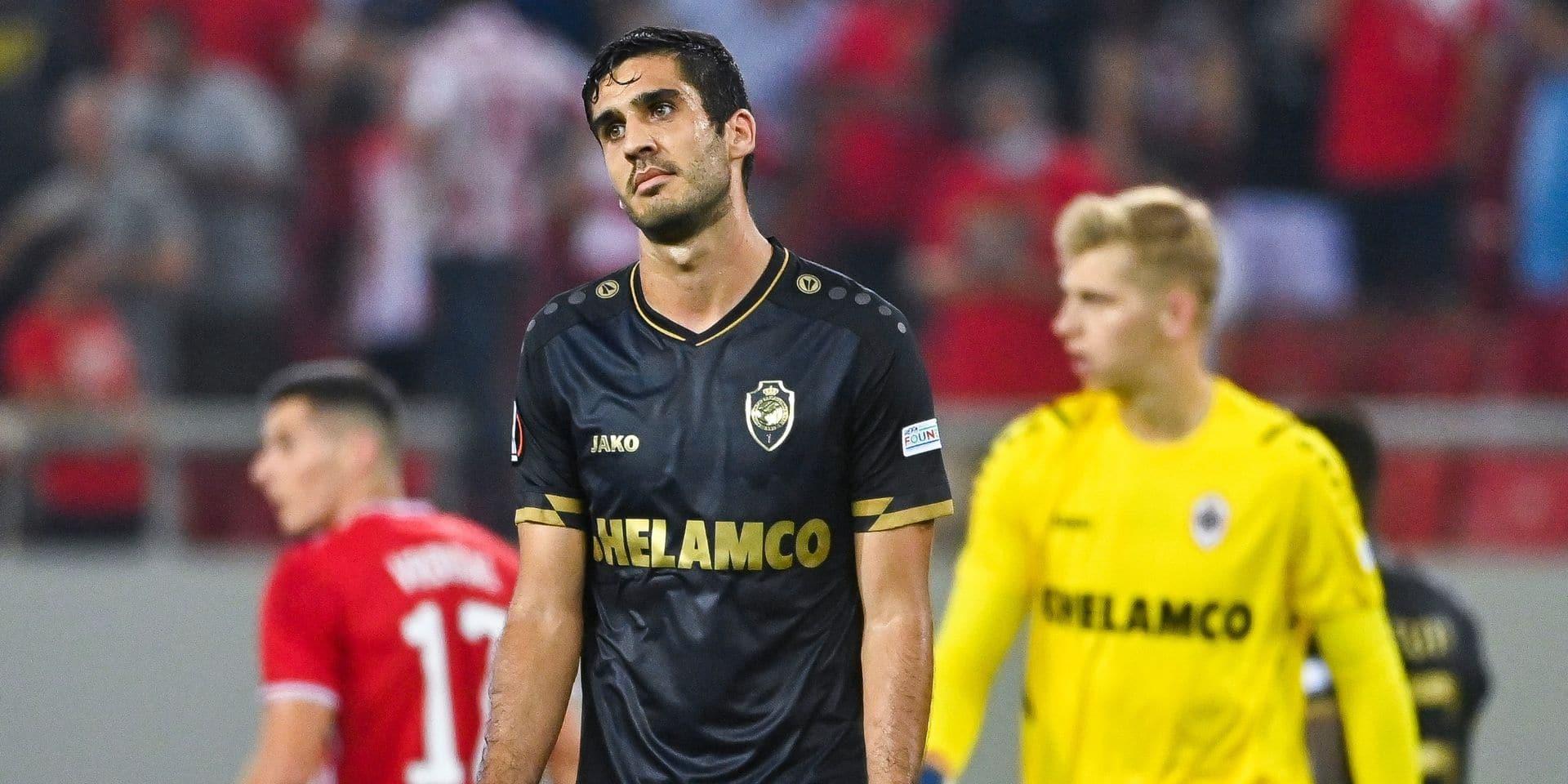 Europa League : l'Antwerp s'incline sur le fil à l'Olympiacos (2-1)