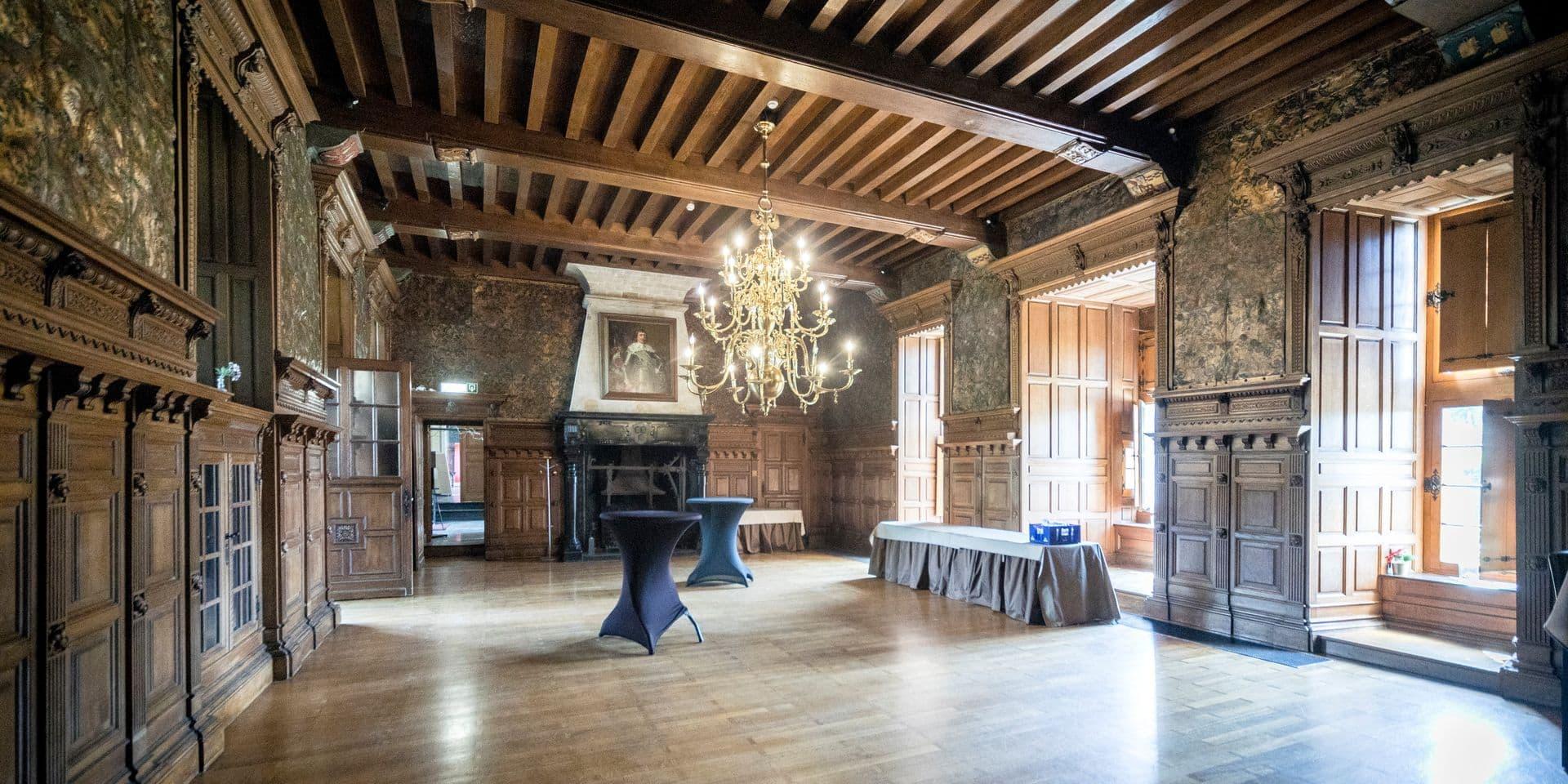 Château de Harzé : le riche passé de cette ancienne maison forte