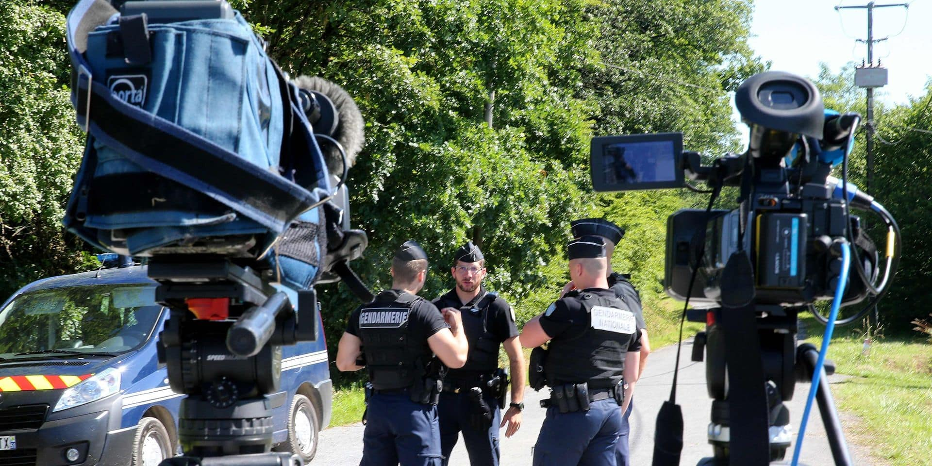 Affaire Mouzin: fin des fouilles dans les Ardennes, le corps introuvable