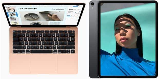 Toutes les nouveautés d'Apple: l'iPad s'ouvre à l'USB ! - La DH