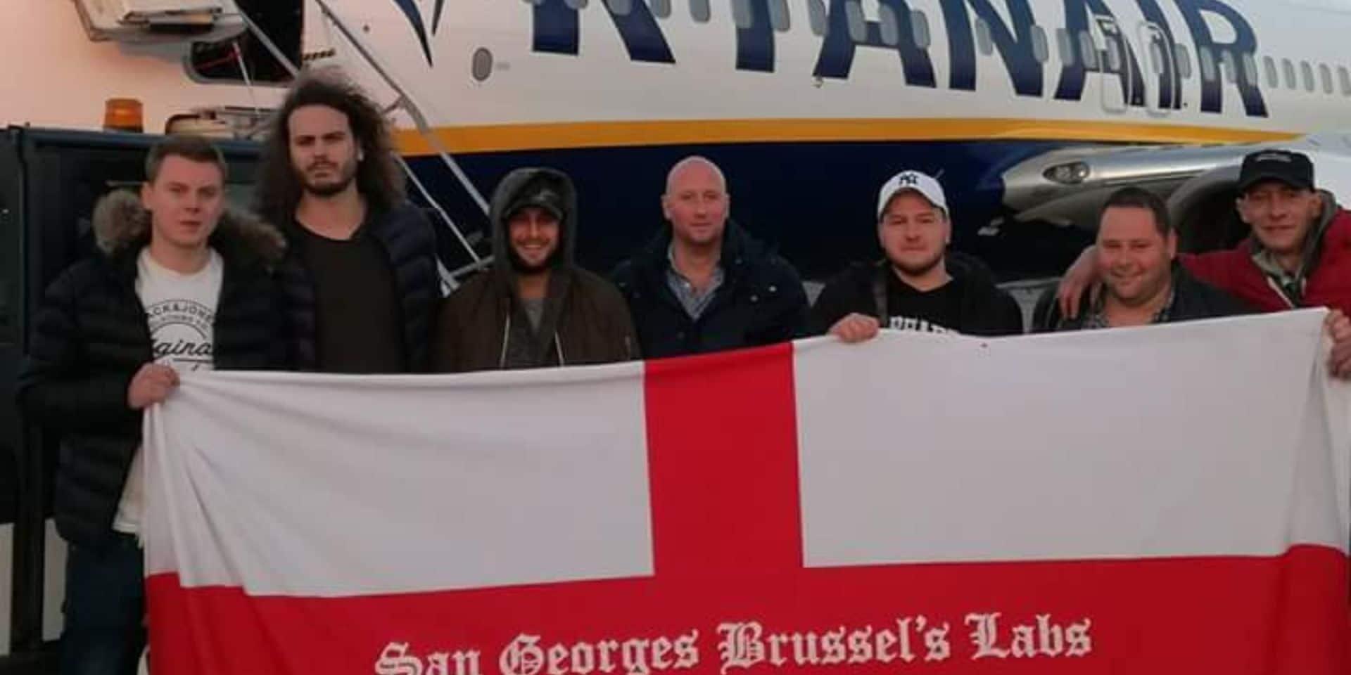 "Rencontre avec un belge fan absolu de l'Angleterre : ""Si l'Angleterre gagne avec un triplé de Kane, j'invite Roberto Martinez à un breakfast"""