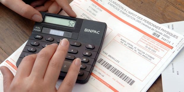 Le fisc a envoyé plus de... 150.000 rappels pour la déclaration d'impôt - La DH