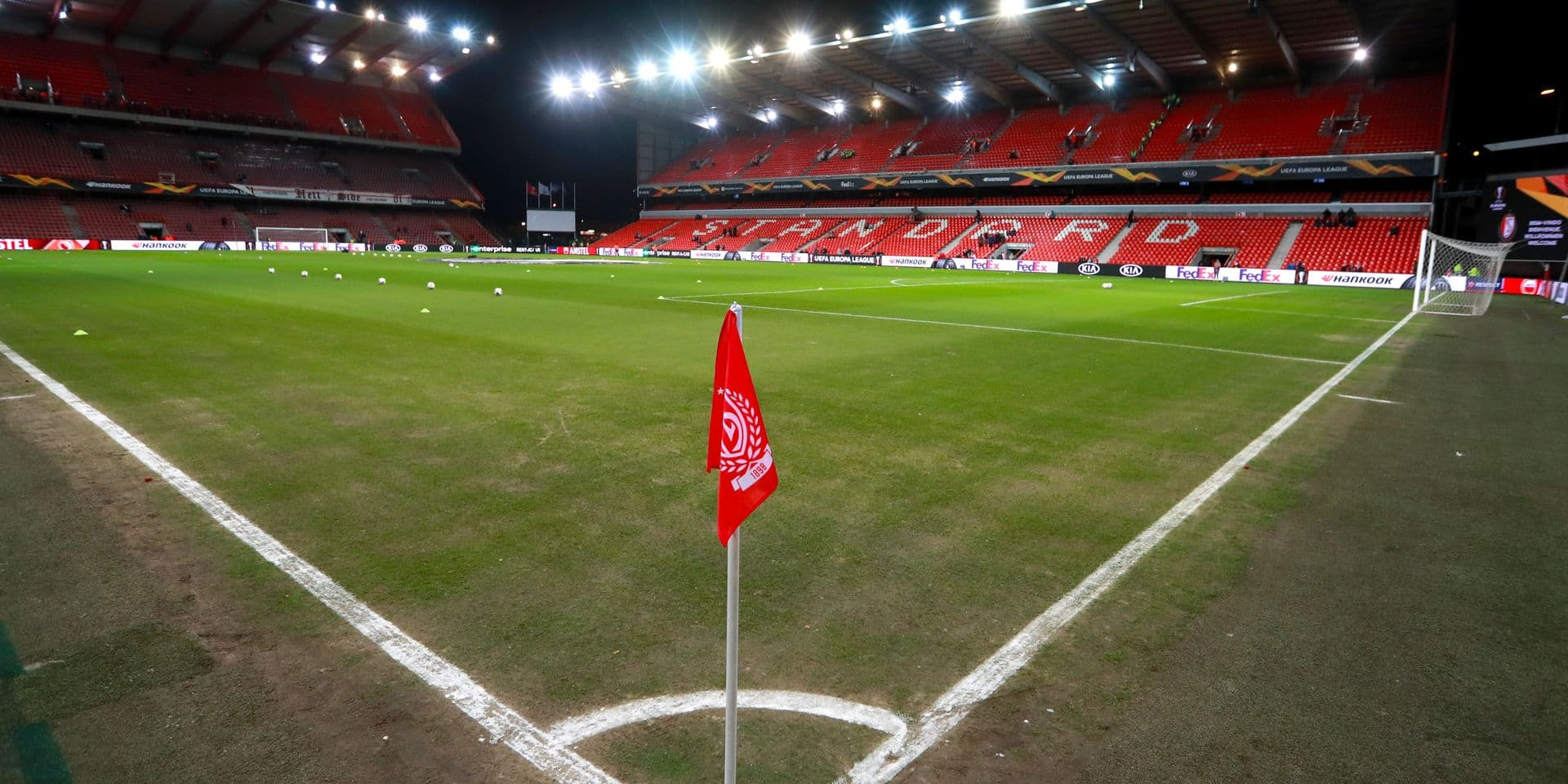 Standard Liege v Arsenal - UEFA Europa League - Group F - Stade Maurice Dufrasne